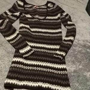 Free People sweater dress/tunic